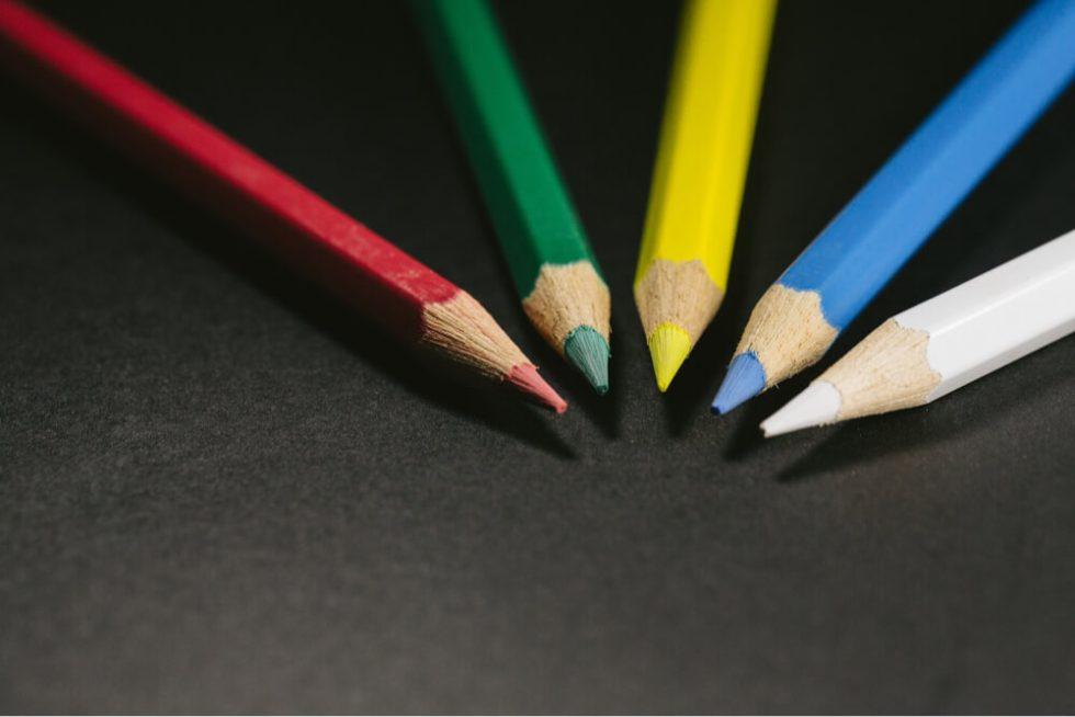 鉛筆をトキントキンに削る